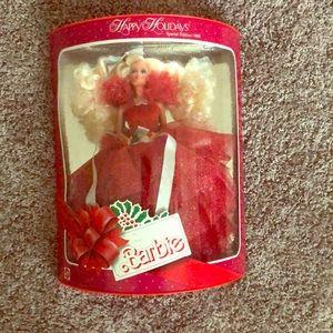 1988 Happy Holidays Barbie